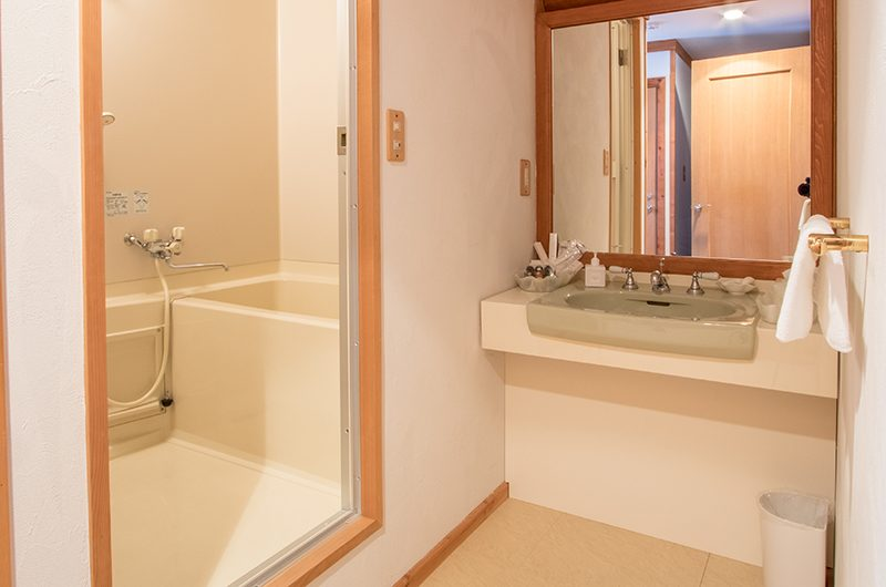 Villa Rusutsu Bathroom | Rusutsu, Japan