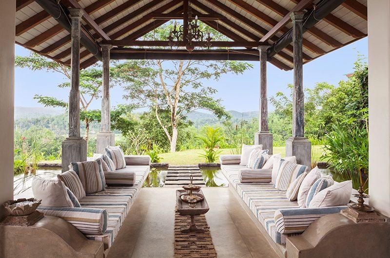 Sisindu Tea Estate Seating with Garden View | Galle, Sri Lanka