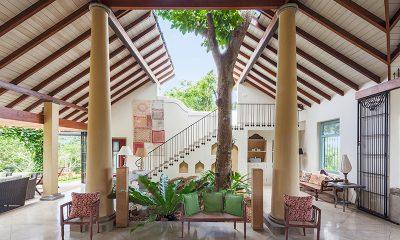 Sisindu Tea Estate Open Plan Living Area | Galle, Sri Lanka