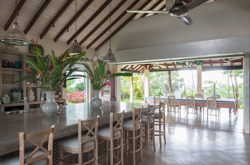 Sisindu Tea Estate Dining Area | Galle, Sri Lanka