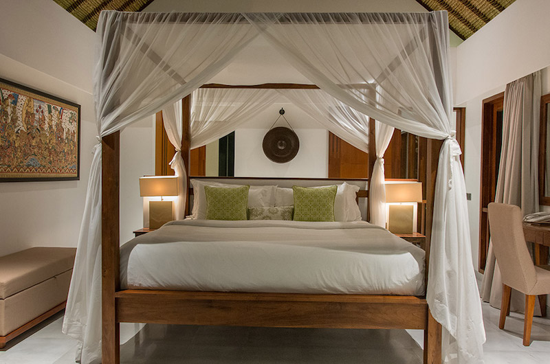 Seseh Beach Villa 1 Master Bedroom 2| Seseh, Bali