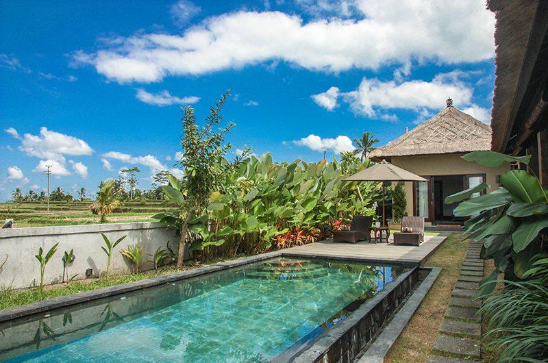Villa Cendrawasih Ubud Swimming Pool Area | Ubud, Bali