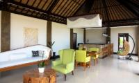 Villa Cendrawasih Ubud Living Room | Ubud, Bali