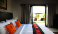 Villa Cendrawasih Ubud Bedroom Two Side | Ubud, Bali