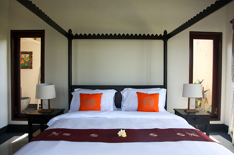 Villa Cendrawasih Ubud Bedroom One Area | Ubud, Bali
