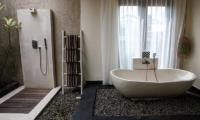 Villa Cendrawasih Ubud Villa Kasuari 1 Bathroom Two | Ubud, Bali