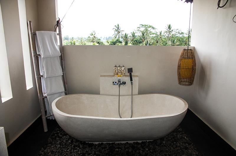 Villa Cendrawasih Ubud Villa Kasuari 1 Bathtub One | Ubud, Bali