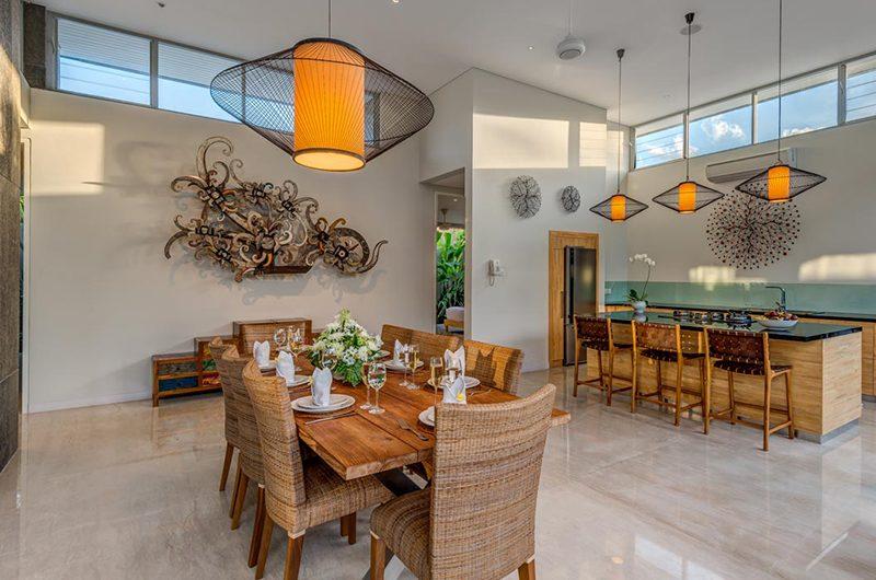 Villa Indah Aramanis Dining Area | Seminyak, Bali