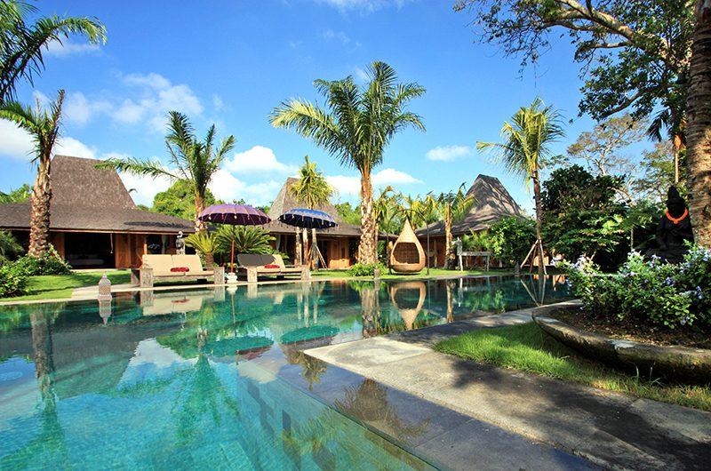 Villa Ka Bedroom Swimming Pool Area | Umalas, Bali