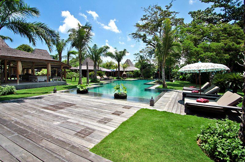 Villa Ka Garden and Pool Area | Umalas, Bali