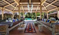 Villa Ka Open Plan Living Area | Umalas, Bali