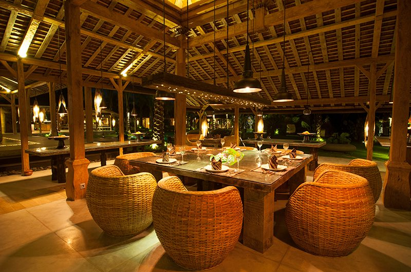Villa Ka Dining Area | Umalas, Bali