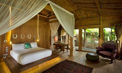 Villa Ka Bedroom with Seating | Umalas, Bali