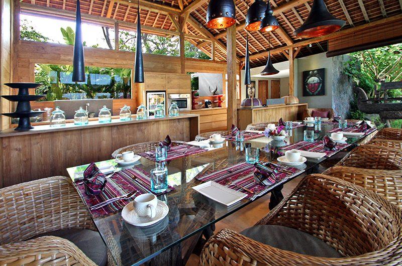 Villa Kalua Dining Area | Umalas, Bali
