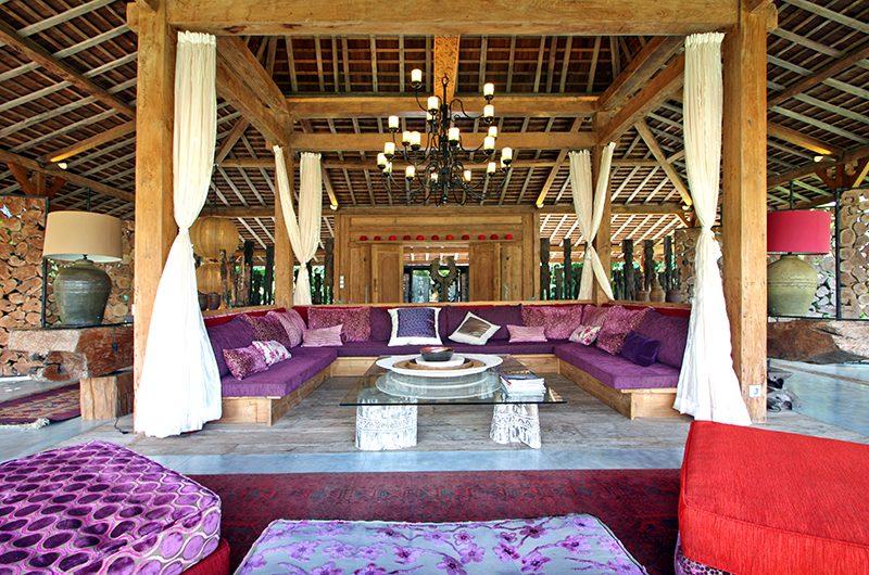 Villa Kalua Living Area | Umalas, Bali