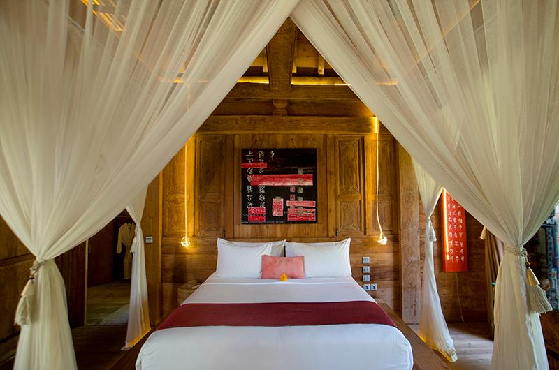 Villa Kalua Bedroom Area | Umalas, Bali