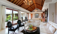 Villa Karang Saujana 1 Living Area | Ungasan, Bali