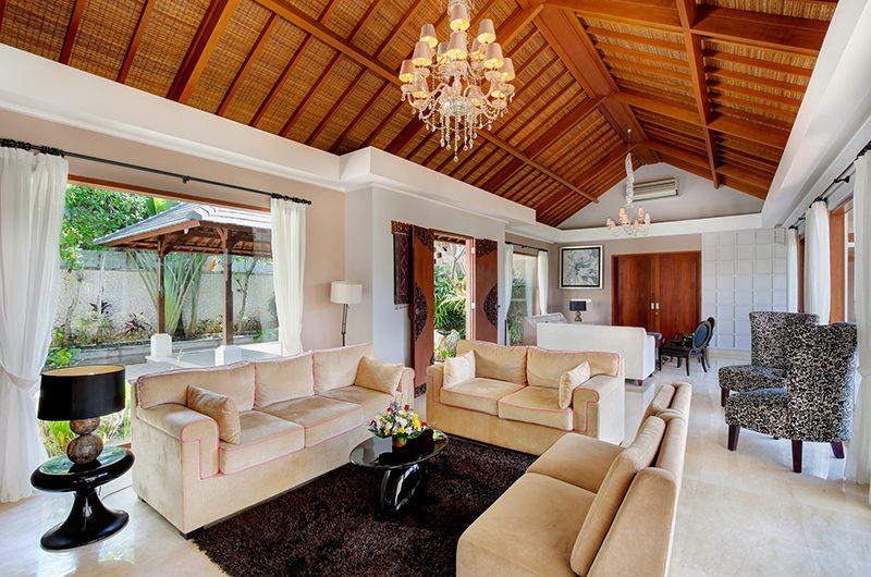 Villa Karang Saujana 1 Open Plan Living Area | Ungasan, Bali