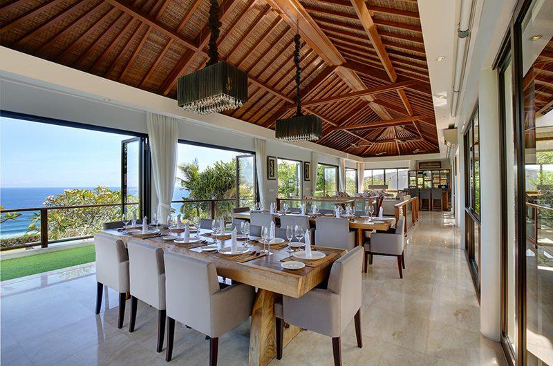 Villa Karang Saujana 1 Dining Area | Ungasan, Bali