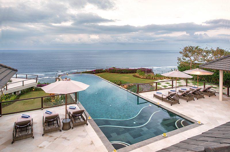 Villa Karang Saujana 2 Pool Area | Ungasan, Bali