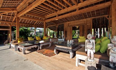 Villa Kayu Open Plan Living Area | Umalas, Bali