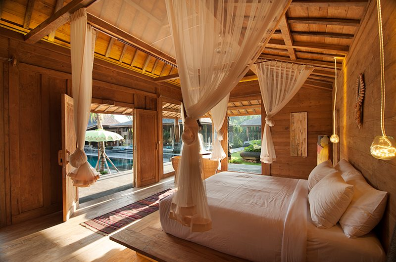 Villa Kayu Bedroom Side | Umalas, Bali