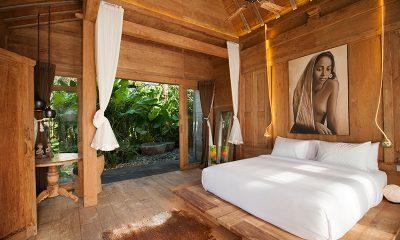 Villa Kayu Pool Bedroom One | Umalas, Bali