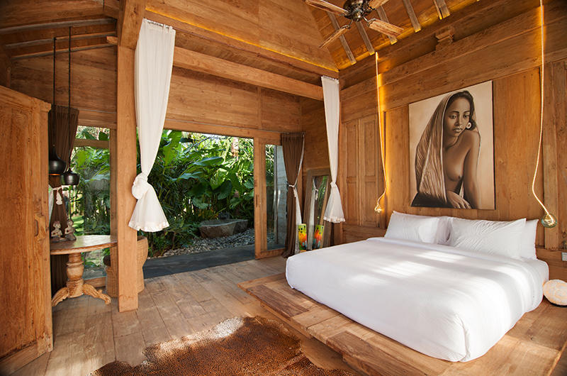 Villa Kayu Pool Bedroom One | Umalas, Bali