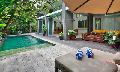 Villa Luna Aramanis Pool | Seminyak, Bali