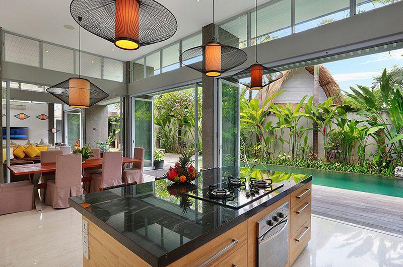 Villa Luna Aramanis Kitchen | Seminyak, Bali