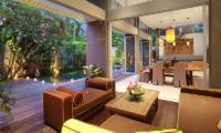 Villa Luna Aramanis Living Area | Seminyak, Bali