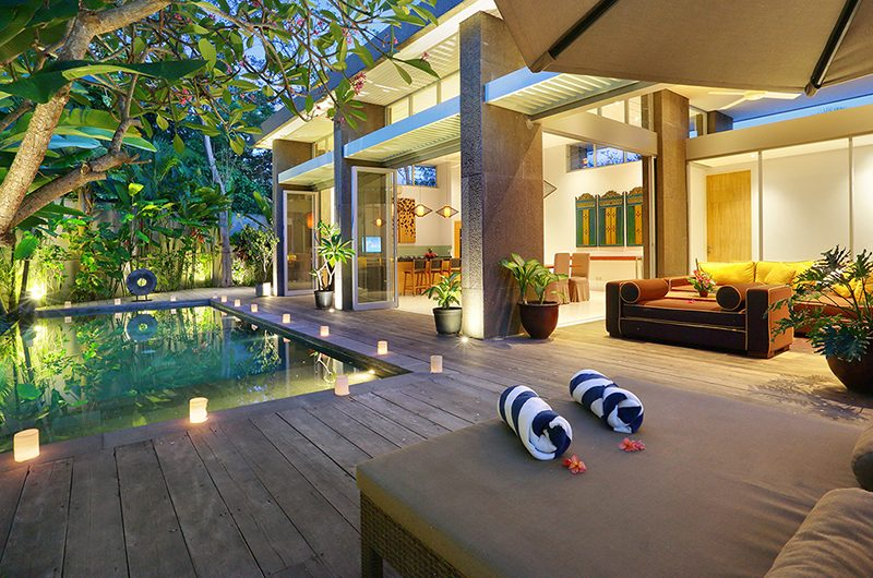 Villa Luna Aramanis Sun Bed | Seminyak, Bali