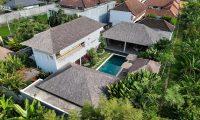 Villa Paraiba Exterior Area | Seminyak, Bali