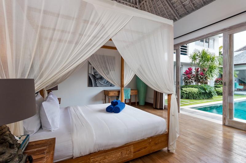 Villa Paraiba Spacious Bedroom Side | Seminyak, Bali