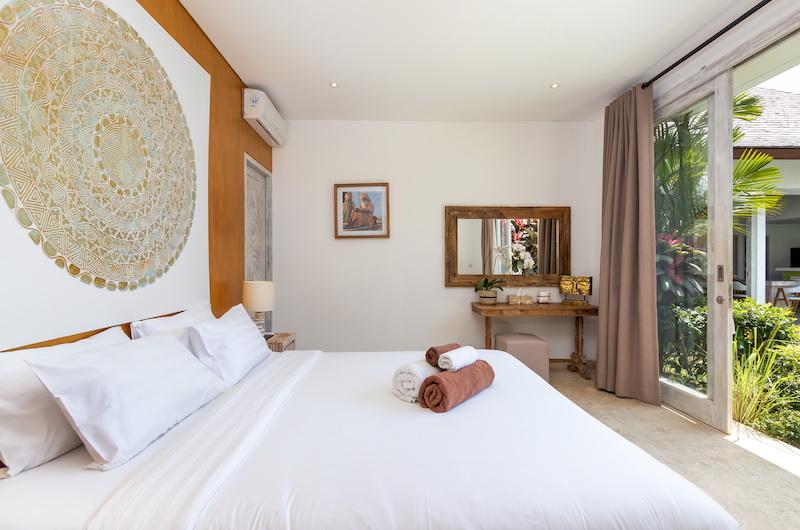 Villa Paraiba Bedroom One Area | Seminyak, Bali