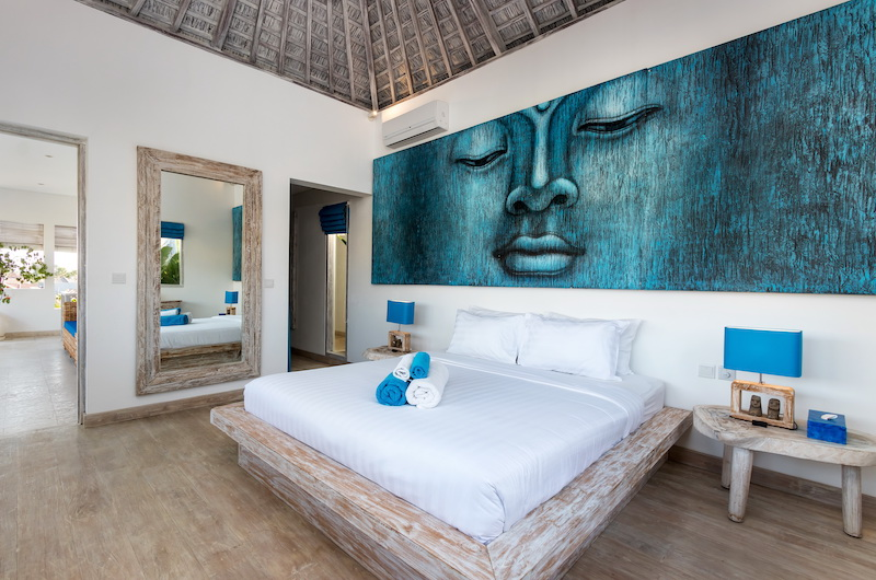 Villa Paraiba Bedroom Area | Seminyak, Bali