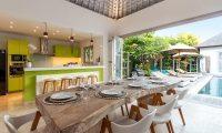Villa Paraiba Dining Area | Seminyak, Bali