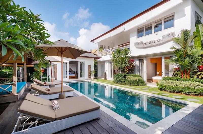 Villa Paraiba Swimming Pool Side | Seminyak, Bali