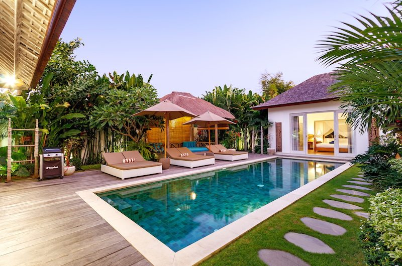 Villa Paraiba Sun Beds | Seminyak, Bali