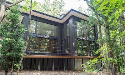 Villa El Cielo Building   Hakuba, Nagano