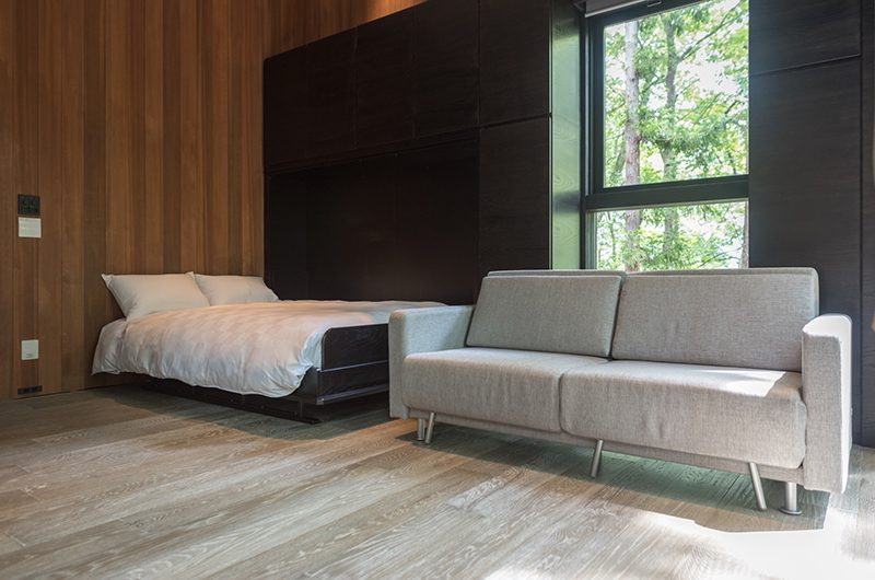 Villa El Cielo Indoor Seating | Hakuba, Nagano