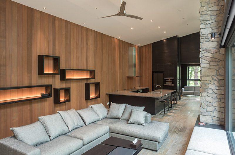 Villa El Cielo Living Room | Hakuba, Nagano