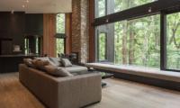 Villa El Cielo Seating | Hakuba, Nagano