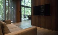 Villa El Cielo Media Area | Hakuba, Nagano
