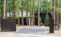 Villa El Cielo Entrance | Hakuba, Nagano