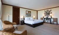 Atulya Residence Bedroom Two with Seating | Bophut, Koh Samui