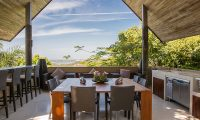 Atulya Residence Outdoor Dining Area | Bophut, Koh Samui