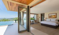 Avasara Residence Bedroom with Swimming Pool View | Bophut, Koh Samui