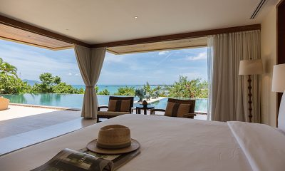Avasara Residence Bedroom with Pool View | Bophut, Koh Samui