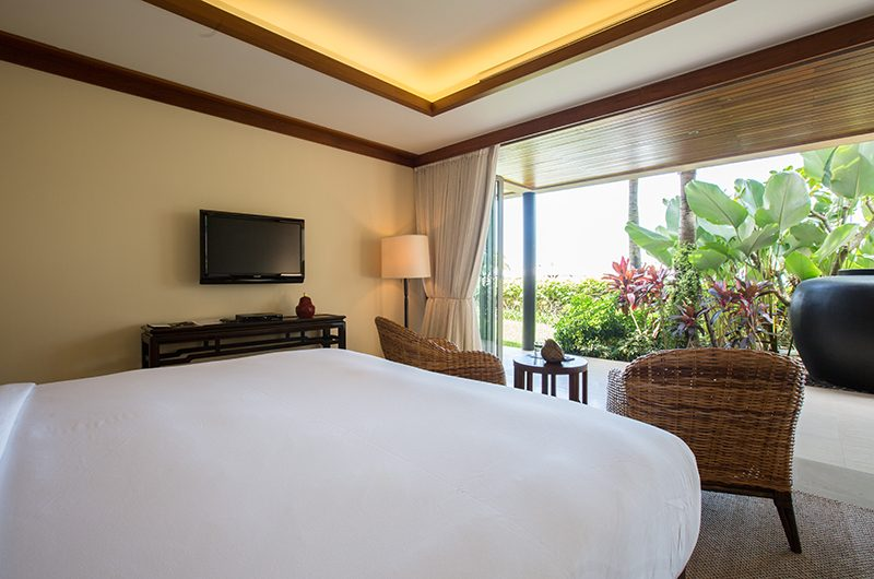 Avasara Residence Bedroom with TV | Bophut, Koh Samui